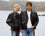 EasyRider® Motorcycle Jack, EasyRider® - The Original Motorcycle Jacket van echt soepel lamsleder!