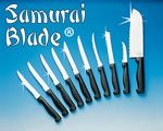 SamuraiBlade®, similar on TV, Ontdek de vlijmscherpe messenset van chefkoks!