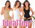IdealTop®, similar on TV, Direct twee maten slanker zonder streng dieet of fitness oefeningen